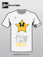 The +Fav  Shirt by EfGraphicDesing