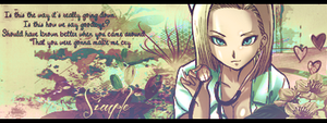 Android 18 by MsSimple