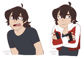 sad keiths by SummerSnowLeopard
