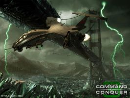 Command Conquer Invasion by PeterKoevari