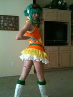 My Gumi Megpoid Cosplay~ by PastelPanda