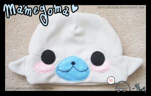 Mamegoma Hat by Mikochi