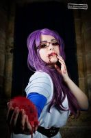 Tokyo Ghoul Rize by MegaPollen