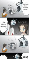 "Portal2 CHAMBER Chapter 5 ""Deep Stare"" by uotapo"