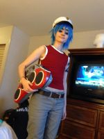 2-D by FunnaCosplay