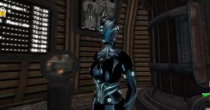 My New Rosal based Pod Prison uniform by ChastityFearne