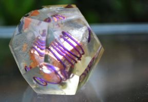 Dodecahedron 19 by hollyfieldsofgold
