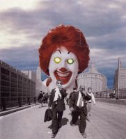 The Ronald Assault by cinemaniac