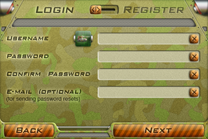 login-register by monterxz