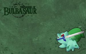 Legend of Bulbasaur