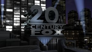 20th Century Fox in the city by IcePony64