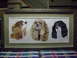 dogs by SuperTuesday