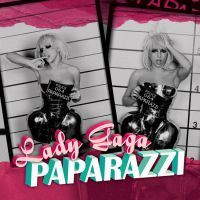 Paparazzi Single Cover 1 by GAGAISMYSOUL