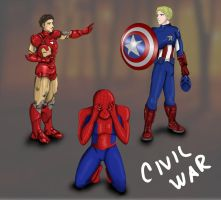 Civil war (superfamily) by Dashita01