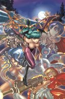 Darkstalkers - Issue 2_2nd by UdonCrew