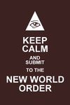 New World Order propaganda posters -Illuminati by raimenaken