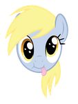 Derpy Face by Chubble-munch