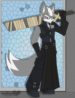FF WOLF by BlackWingedHeart87