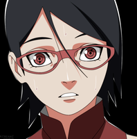 Sarada Naruto G 4 by KDreamZ