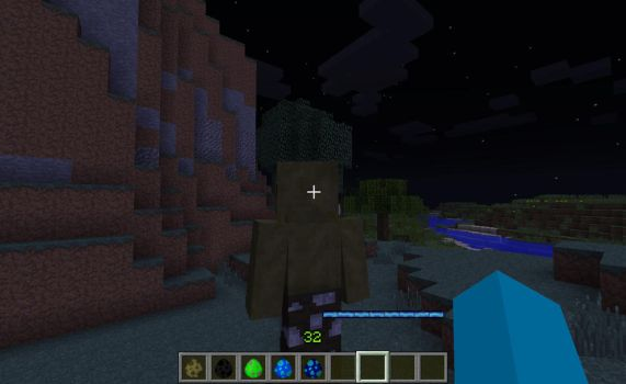 Cyclops in Minecraft by entropys