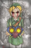 Ben Drowned Creepypasta by ChrisOzFulton