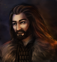 Oakenshield by vilhelmina