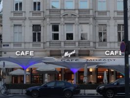 Cafe Mozart by Almile