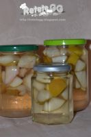Pear compote by DanutzaP