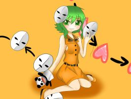 GUMI: Ten-Faced by BananaMilk04