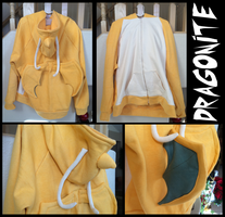 Dragonite Jacket by FlyWheel68
