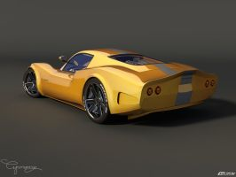 Porsche 906 Concept 2 by cipriany