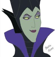 Maleficent by bellaalves