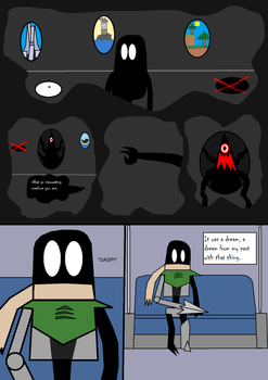 ETI Round 2: Death Train Page 1 by jaggerberix
