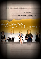 The Perks of Being a Wallflower by 4thElementGraphics