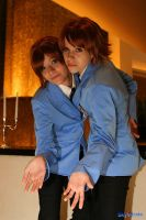 Ouran Cosplay by vampfate