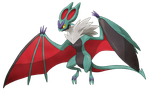 Shiny Noivern by iPhysik