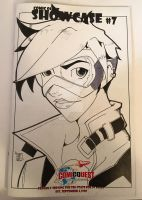 Sketch Cover- Tracer by SenjiMakoto