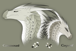 Catamount and Coywolf by xTheDragonRebornx