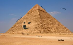 Dogepyramid Withtext by FlabbTasTiC