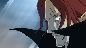 Red-Haired Shanks by LordSarito