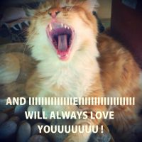 Ginger Acting Like Whitney Houston ( lol) by IoannisCleary