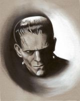 Frankenstein by mattinglydan