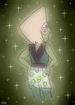 The Great and Lovable Peridot by Sylverstone14