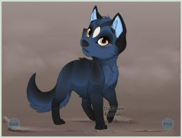 Puppy Maker _ Roan by xcrystallinextearsx
