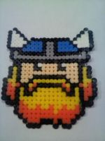 Honeydew bead Sprite by Rab1dRh1no