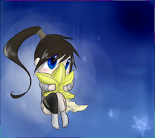 .:if this darkish sky is me:. by the-doodle-queen