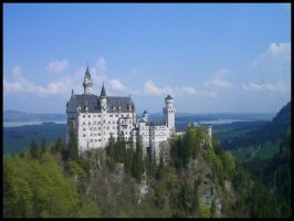 Neuschwanstein III by lilie-morhiril
