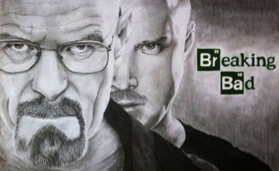 Breaking bad by Summia-art