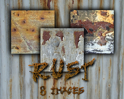 rust images pack by AletheiaFelinea
