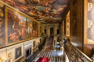 Chatsworth House - Painted Room 4 by CyclicalCore